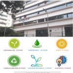 Green building concept certificatiion platinum rating 88 points |aInfosys Equinox