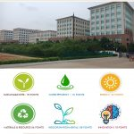 Infosys Green Building Platinum Rating Certification | 85 points