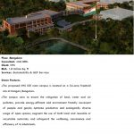 Indian Institute of Human Settlement sustainable building green features by McD BERL| MEP services - Bangalore