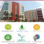 green building certification | Platinum Rating Infosys IIPM | McD BERL
